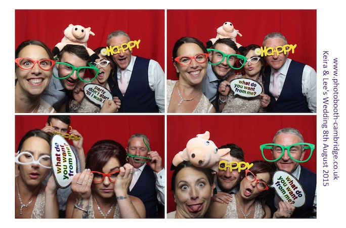 Photo Booth Longstowe Hall 33