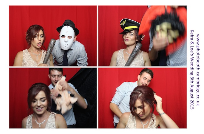 Photo Booth Longstowe Hall 34