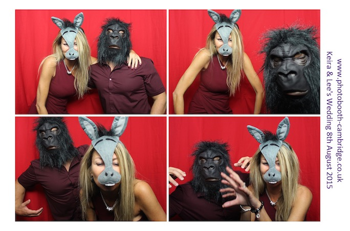 Photo Booth Longstowe Hall 36