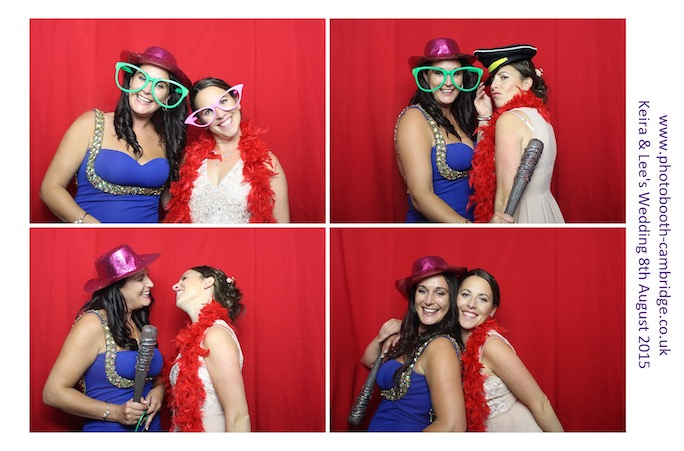 Photo Booth Longstowe Hall 37