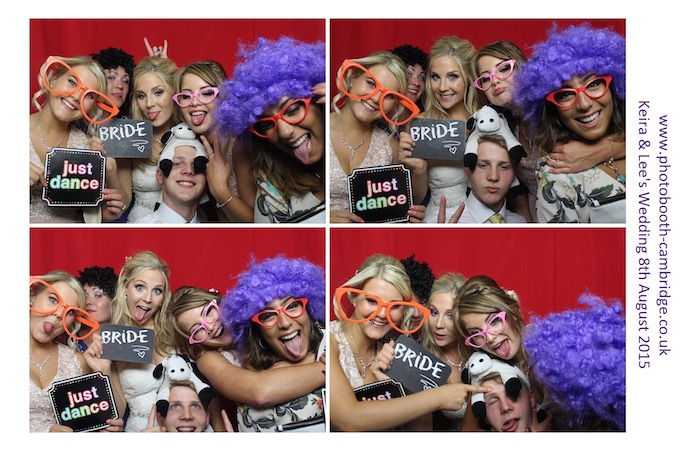 Photo Booth Longstowe Hall 39