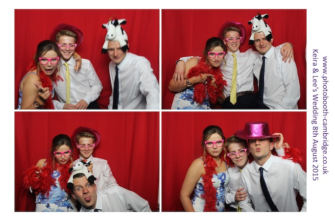 Photo Booth Longstowe Hall 4