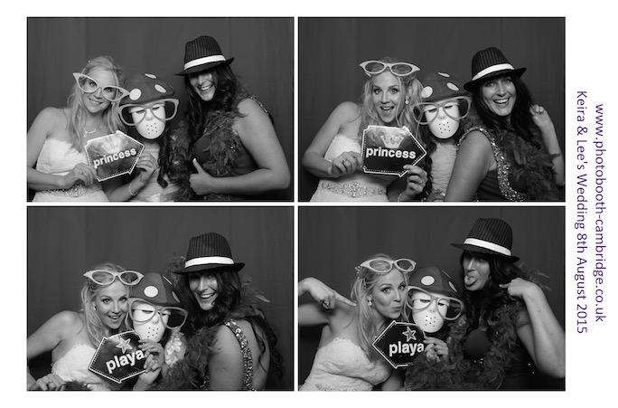 Photo Booth Longstowe Hall 41
