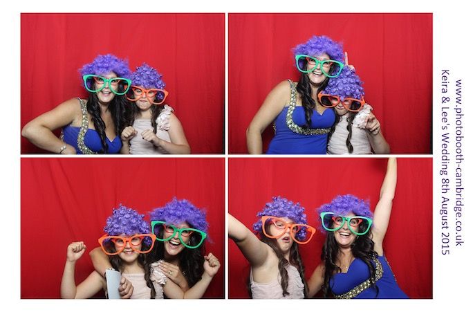 Photo Booth Longstowe Hall 43
