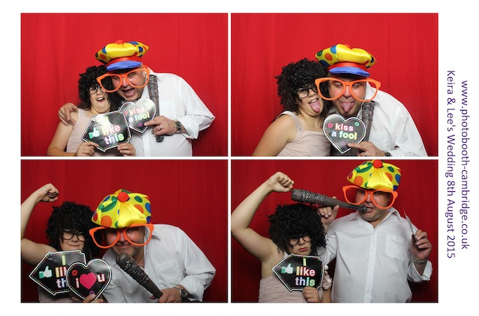 Photo Booth Longstowe Hall 46