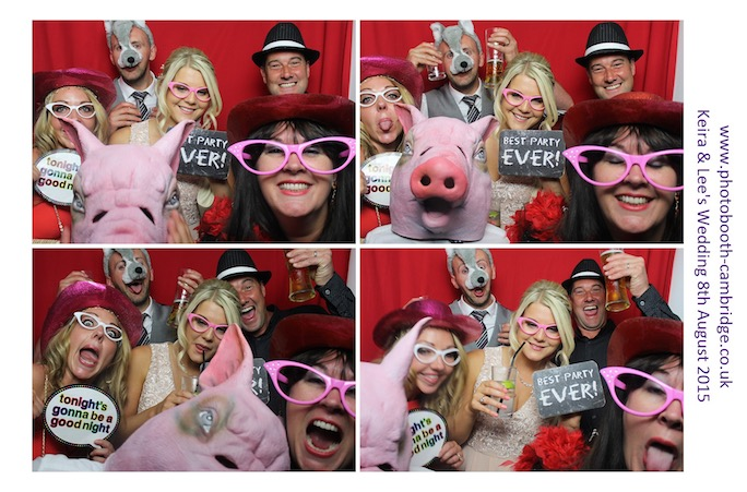 Photo Booth Longstowe Hall 47
