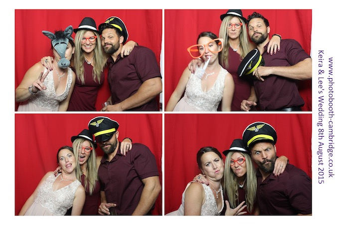 Photo Booth Longstowe Hall 50