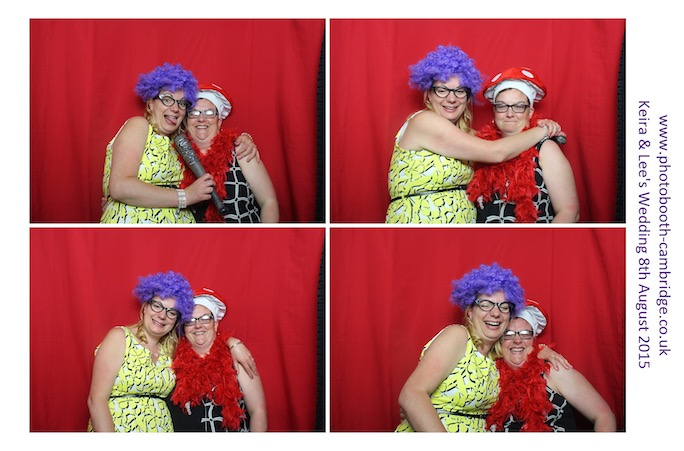 Photo Booth Longstowe Hall 55