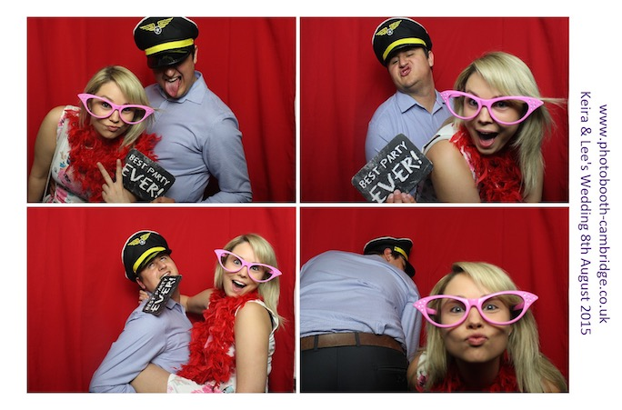 Photo Booth Longstowe Hall 58
