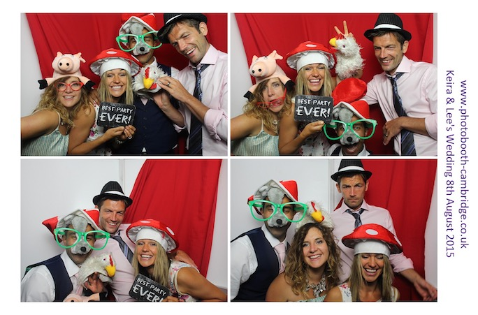 Photo Booth Longstowe Hall 59