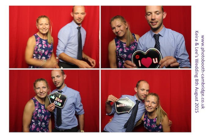 Photo Booth Longstowe Hall 6