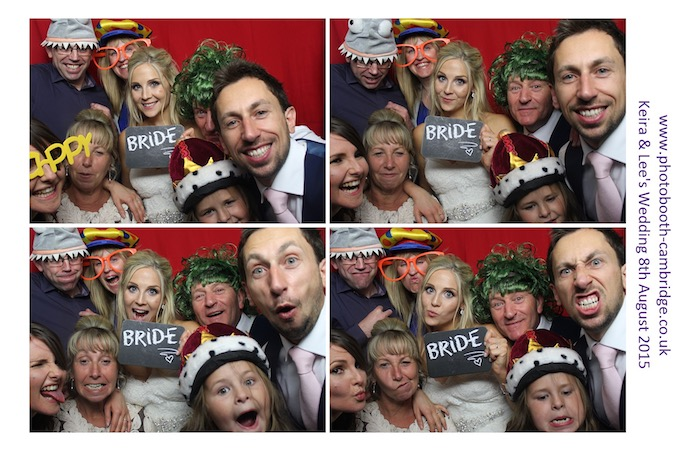 Photo Booth Longstowe Hall 60