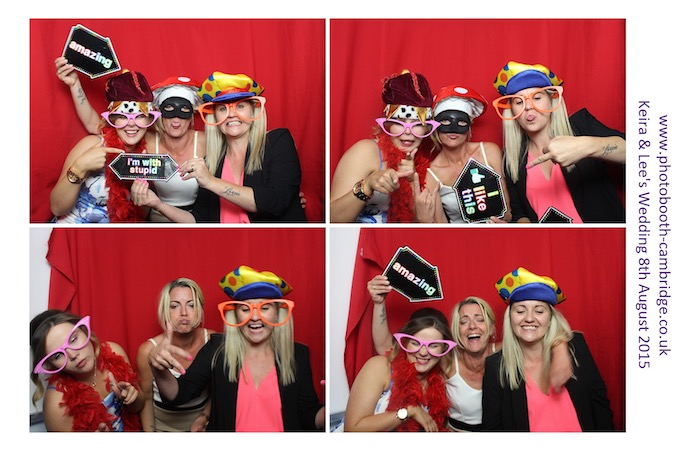 Photo Booth Longstowe Hall 62
