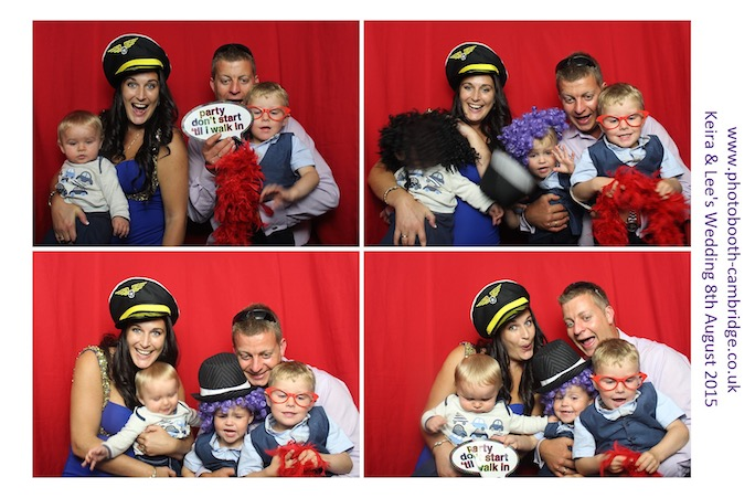 Photo Booth Longstowe Hall 63