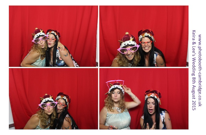 Photo Booth Longstowe Hall 7