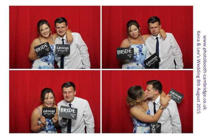 Photo Booth Longstowe Hall 8