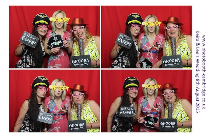 Photo Booth Longstowe Hall 9