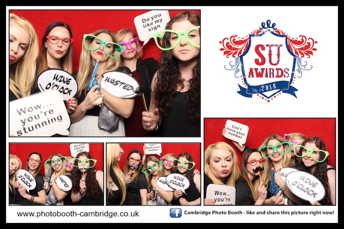 Cambridge Party Picture Booth 2