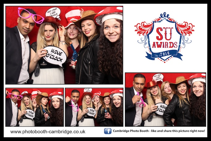 Cambridge Party Picture Booth 5