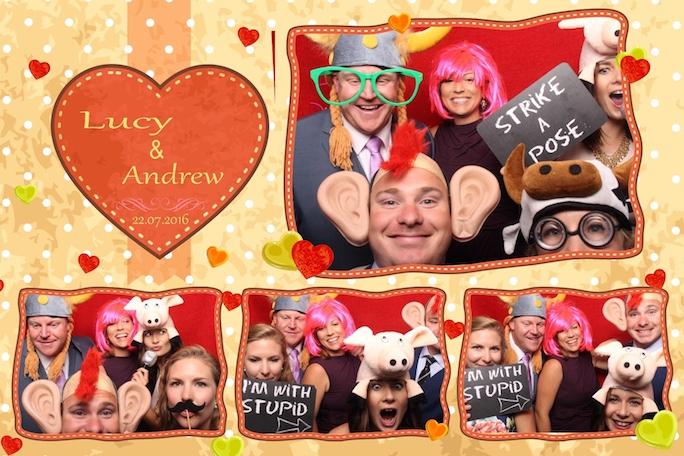 Photo booth Hire Longstowe