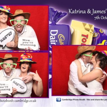 Quendon Hall Wedding Photo Booth