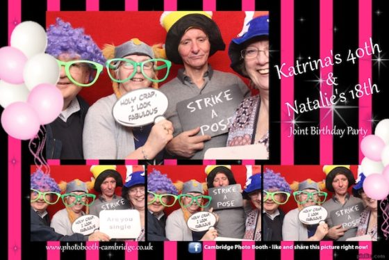 Photo Booth Hire in Cambridge