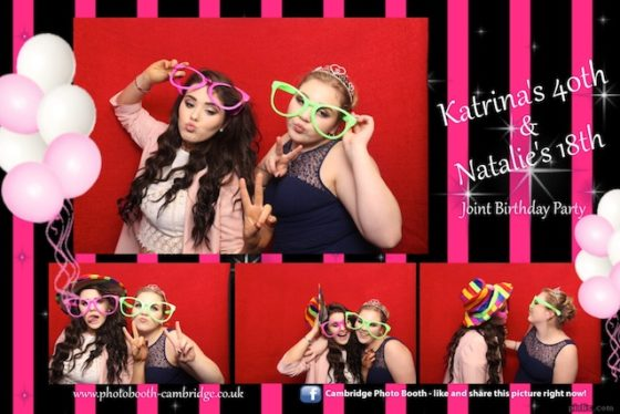 Photo Booth Hire in Cambridgeshire