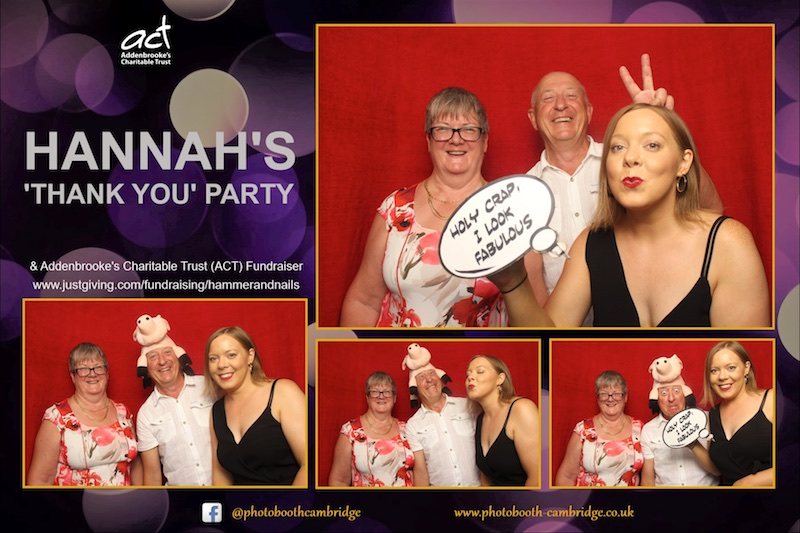 Photo booth Party 15