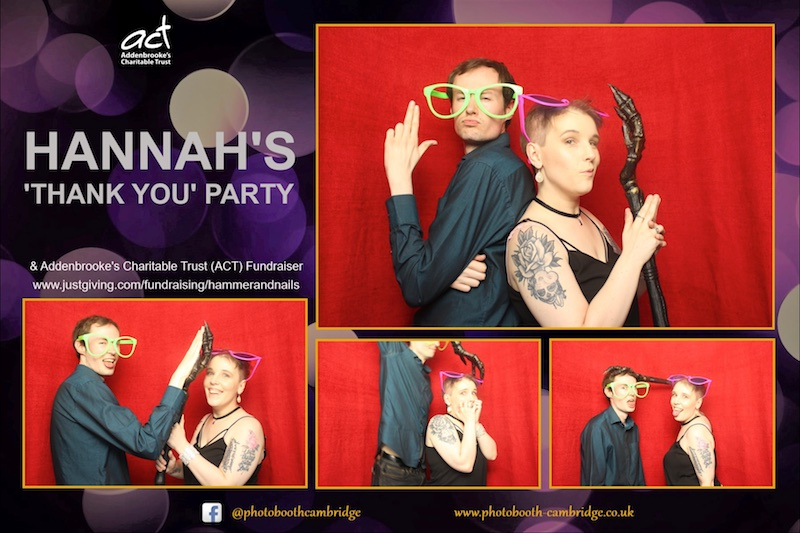 Photo booth Party 18