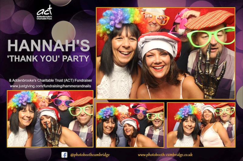 Photo booth Party 21
