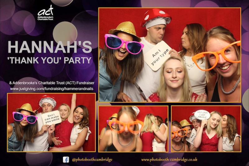 Photo booth Party 23