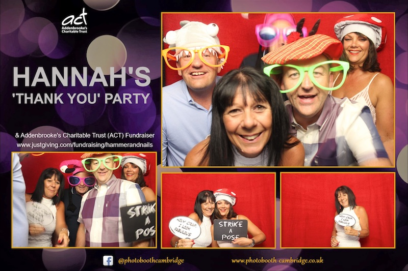 Photo booth Party 25