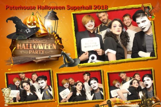 Cambridge Halloween Photo Booth