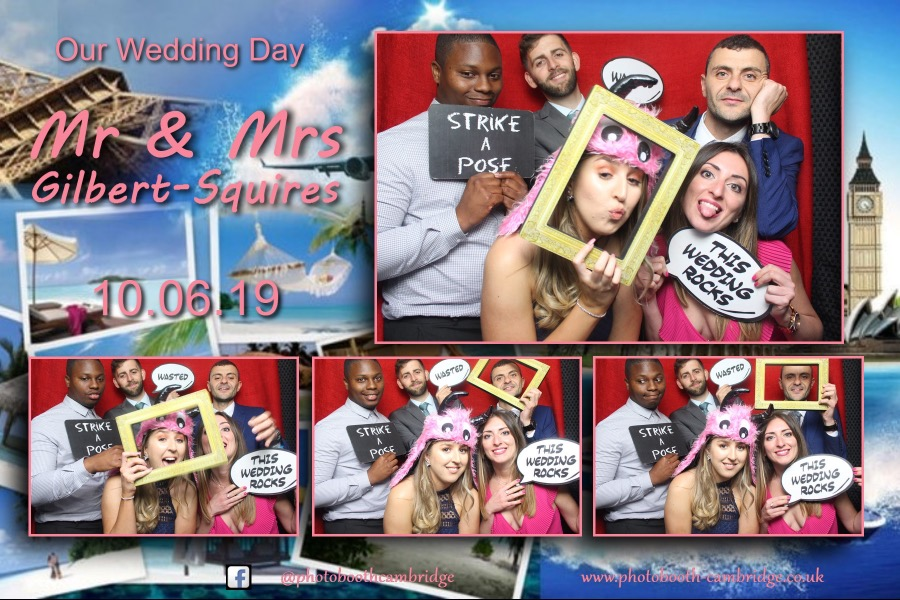 Cambridge Photo Booth Hire